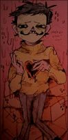 Zacharie by Mebuu