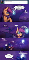 Student of the Night 17 CH2 PG1 by DarkFlame75