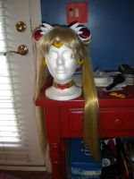 WIP Super Sailor Moon Cosplay by SailorCrafty26