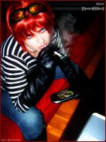 Death Note Matt: Smoke by Maru-Light