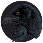 Corvid Kennonink by KennonInk