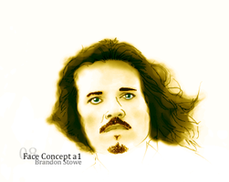 Will Turner Face concept a1 by Xibris