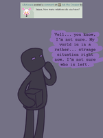 Ask the Creeper re 32 by K-Pepper