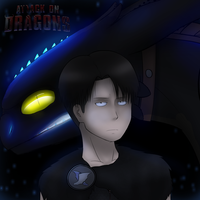 Attack on Dragons: Levi by AttackOnDragons