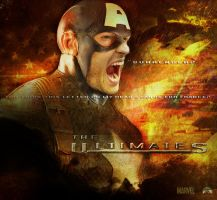 The Ultimates wallpaper - C.A. by Imperium-Hero
