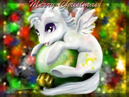 Merry Christmas by FlyingPony