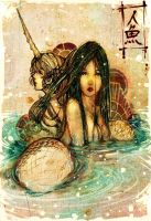 Mermaidens by Amdhuscias
