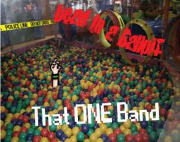 CD Cover Dead in a ballpit by ninjaEliXD