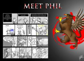 Meet Phil by sketchgoat