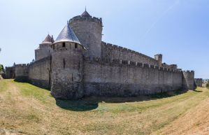 Carcassonne - outer wall by CyclicalCore