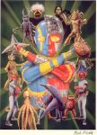 WORLD OF KIKAIDER by lenellb