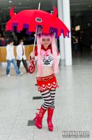 Under my Umbrella - Perona by speckles-cosplay