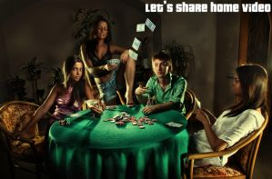 poker game by HelloPiccadilly