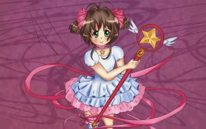 Sakura Card Captor by AriClaus