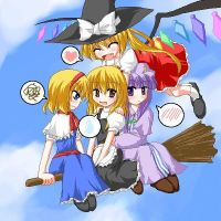 Marisa Has allot of fans by Kassycat
