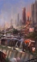 Slums by flaviobolla