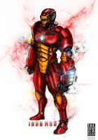 Ironman by octoart
