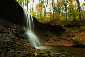 Blue Hen Falls by copperrein