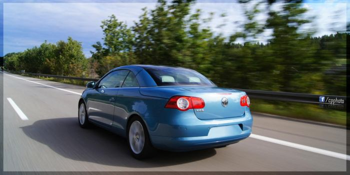 VW Eos by cpphoto