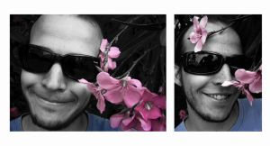 Jhon and The Flowers 3 by SneakPeek