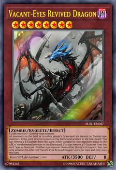 Card Concepts #3 - Evolute Power Corrupts As Such by beast981
