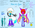 Neyra Couple REF by KenotheWolf