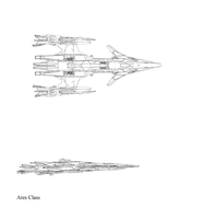 Ares class by USFU