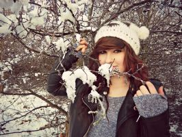 Snow Queen by KayleighBPhotography
