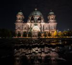Berliner Dom reflections by Neo--Art