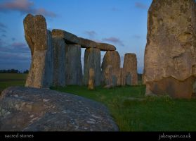 sacred stones by JakeSpain