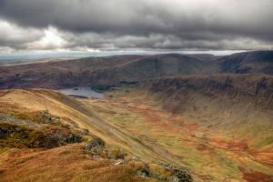 Riggindale and Haweswater by pjones747