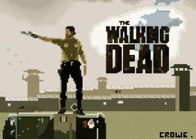 The Walking Dead by crowecrowe