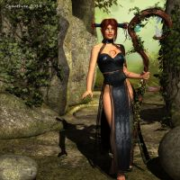 Druids Grove (Oufit Version 1) by cyanthree