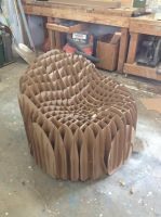 123D chair by HeatherCady12