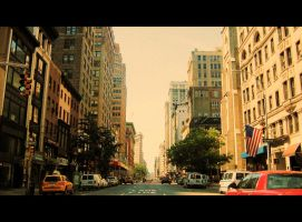 the flatiron 23rd street ,New York by SeiMissTake