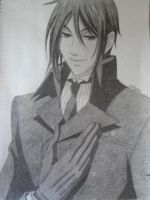 Sebastian Michaelis by Happy-Love-Lucky