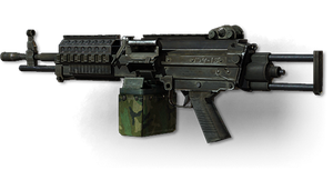 MW3: MK46 by FPSRussia123