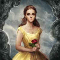 Beauty and the Beast: Belle by daekazu