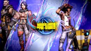 Borderlands the Pre-Sequel Wallpaper by mentalmars