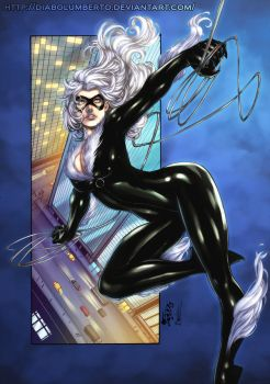Blackcat by diabolumberto