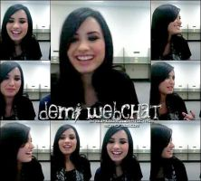 webChat with demi by MyMusicalWorld