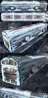 Elder scroll chest by isaac77598