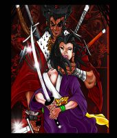 The Pirate's Concubine by StaindHand