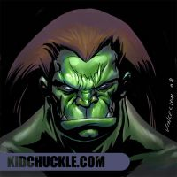 Street Fighter Blanka by kidchuckle
