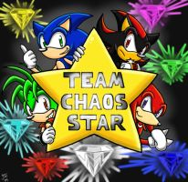 .:REQUEST:. Team Chaos Star by SonicFF