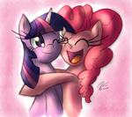 Colored Hugs by leadhooves