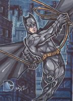 New 52 - Batman by dixey