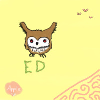 ED for ExoticDreamer Gift art by TheDreamRunner