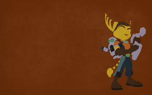 Ratchet and Clank 3 by dragonitearmy