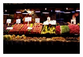 Pike's Place Market by fraggle37